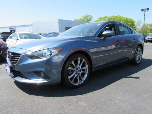 2015 mazda mazda6 i grand touring i grand touring 4dr sedan for sale in gordon heights new york. Black Bedroom Furniture Sets. Home Design Ideas