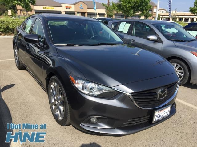 2015 mazda mazda6 i grand touring i grand touring 4dr sedan for sale in rancho california. Black Bedroom Furniture Sets. Home Design Ideas