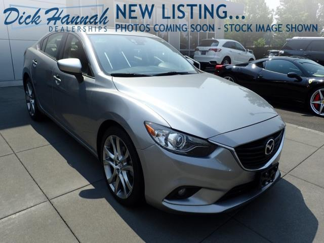 2015 mazda mazda6 i grand touring i grand touring 4dr sedan for sale in portland oregon. Black Bedroom Furniture Sets. Home Design Ideas