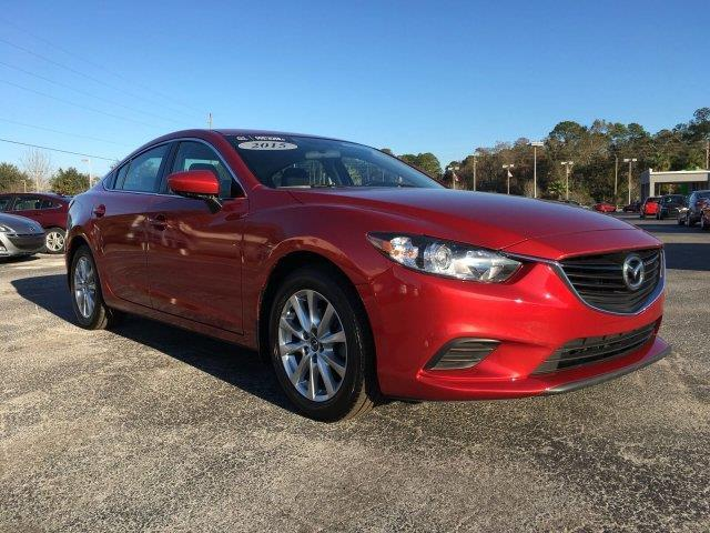 2015 mazda mazda6 i sport i sport 4dr sedan 6m for sale in gainesville florida classified. Black Bedroom Furniture Sets. Home Design Ideas
