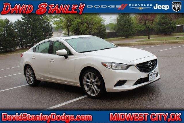 2015 mazda mazda6 i touring i touring 4dr sedan 6m for sale in oklahoma city oklahoma. Black Bedroom Furniture Sets. Home Design Ideas