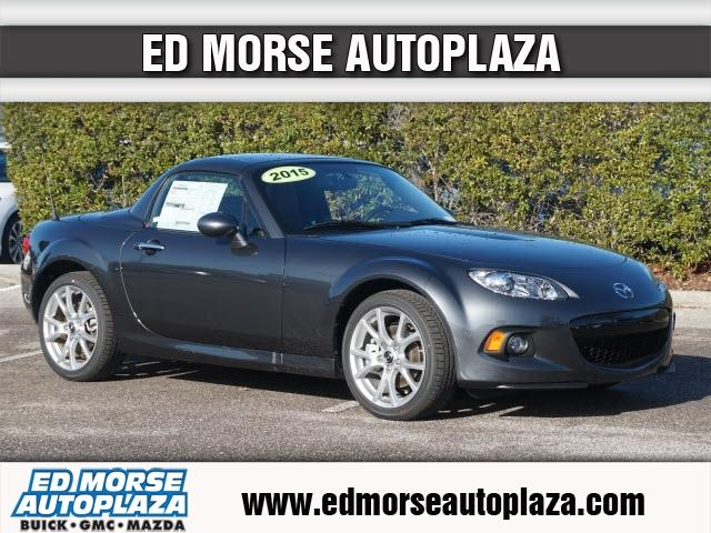 2015 mazda mx 5 miata grand touring 2dr convertible 6a w power hard top for sale in port richey. Black Bedroom Furniture Sets. Home Design Ideas