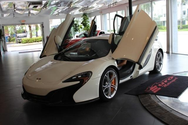 2015 McLaren 650S Price On Request