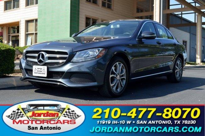 2015 mercedes benz 4matic sedan for sale in san antonio for Mercedes benz service san antonio