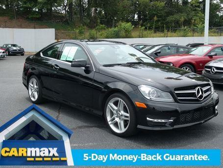 2015 mercedes benz c class c 250 c 250 2dr coupe for sale for Mercedes benz in greenville sc
