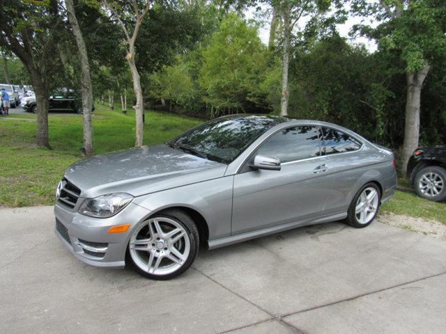 2015 mercedes benz c class c 250 c 250 2dr coupe for sale for Mercedes benz gainesville
