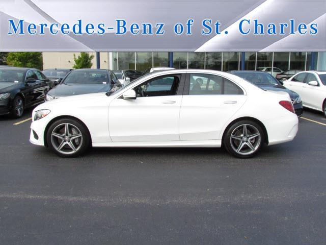 2015 mercedes benz c class c 300 4matic awd c 300 4matic for Mercedes benz of st charles il