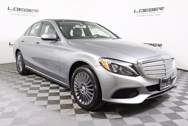 2015 mercedes benz c class c 300 4matic awd c 300 4matic 4dr sedan for sale in lincolnwood. Black Bedroom Furniture Sets. Home Design Ideas