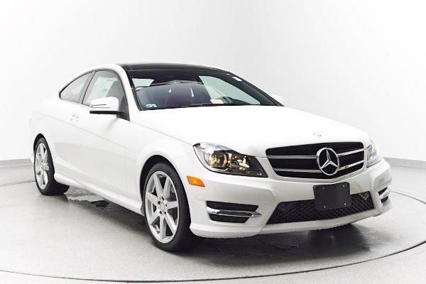 2015 mercedes benz c class c250 2dr coupe for sale in for Mercedes benz hampton va
