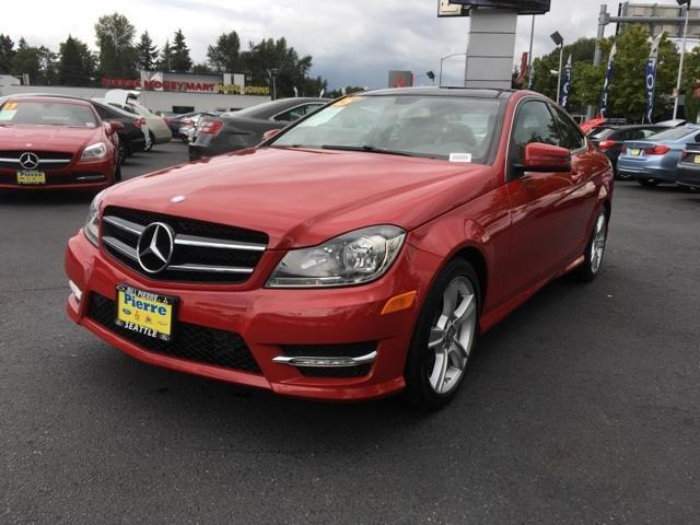 2015 mercedes benz c class c250 c250 2dr coupe for sale in. Black Bedroom Furniture Sets. Home Design Ideas