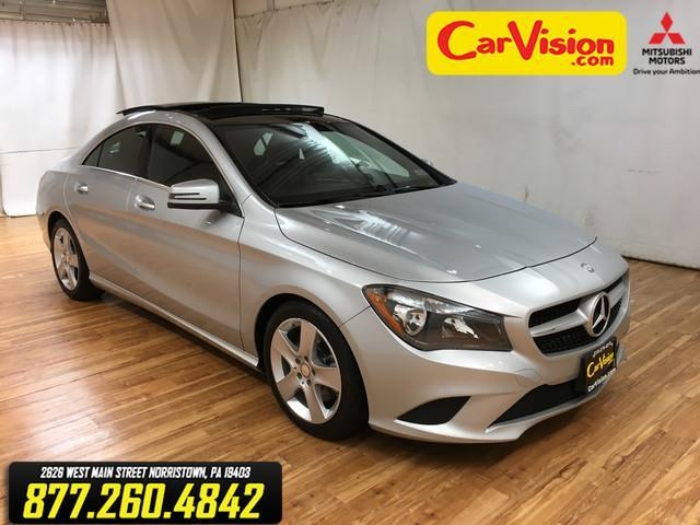 2015 Mercedes-Benz CLA CLA 250 4MATIC AWD CLA 250