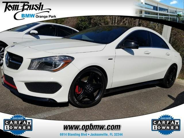 2015 Mercedes-Benz CLA CLA 250 CLA 250 4dr Sedan