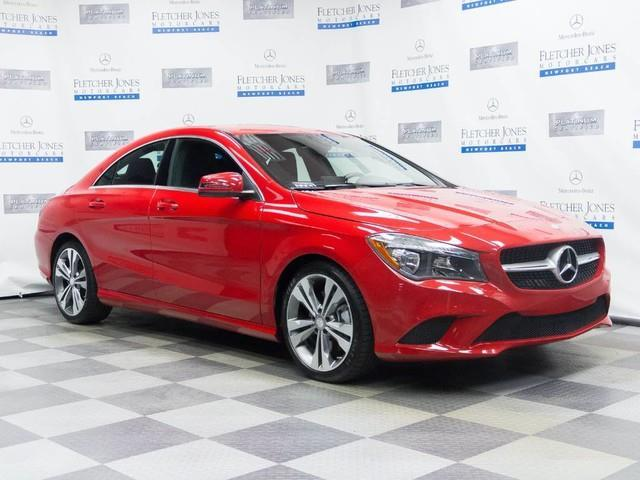 2015 mercedes benz cla cla 250 cla 250 4dr sedan for sale in newport beach california. Black Bedroom Furniture Sets. Home Design Ideas