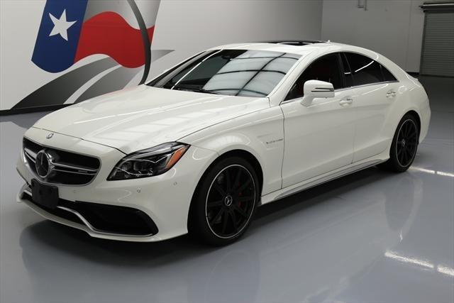 2015 mercedes benz cls cls 63 amg s model awd cls 63 amg s for Mercedes benz for sale in houston