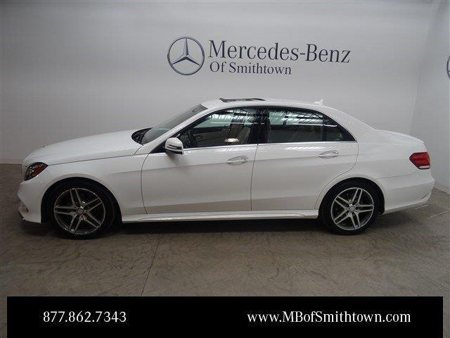 2015 mercedes benz e class e 350 4matic awd e 350 4matic for Mercedes benz smithtown ny