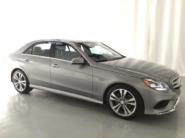 2015 Mercedes-Benz E-Class E 350 E 350 4dr Sedan