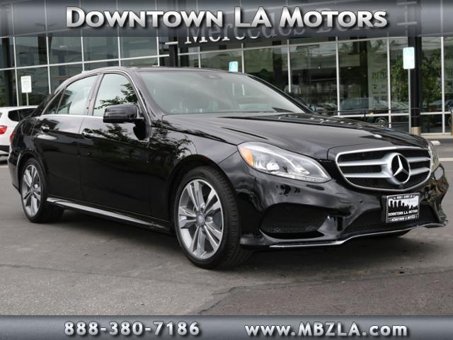 2015 mercedes benz e class e 350 e 350 4dr sedan for sale for Downtown la motors mercedes benz