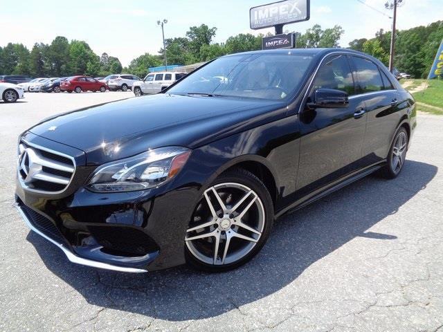 2015 mercedes benz e class e 350 e 350 4dr sedan for sale Mercedes benz greensboro north carolina