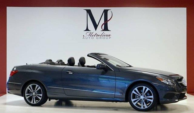2015 mercedes benz e class e 400 e 400 2dr convertible for for Mercedes benz for sale charlotte nc