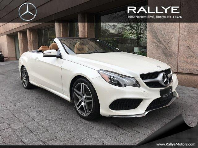2015 mercedes benz e class e 550 e 550 2dr convertible for for Mercedes benz roslyn