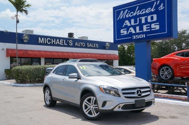 2015 Mercedes-Benz GLA GLA 250 4MATIC AWD GLA 250