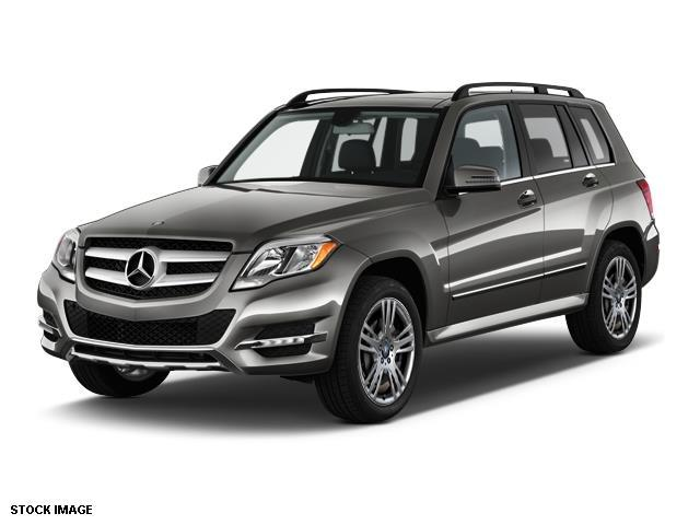 Mercedes Benz Glk Awd Glk  Matic Dr Suv