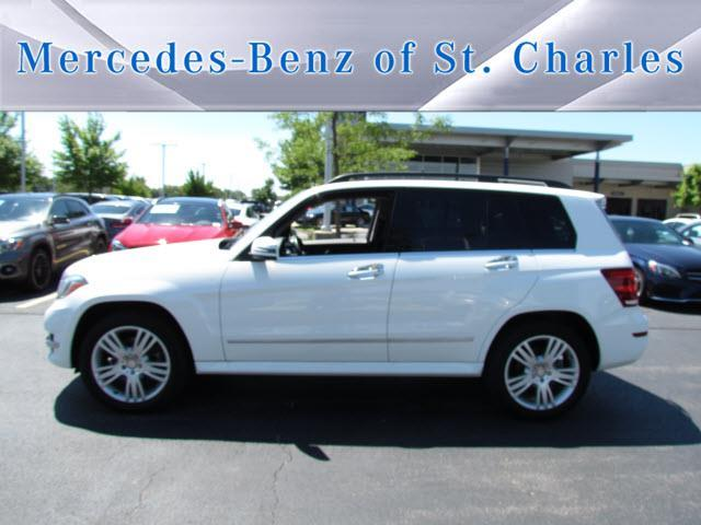 2015 mercedes benz glk glk 350 4matic awd glk 350 4matic for Mercedes benz of st charles il