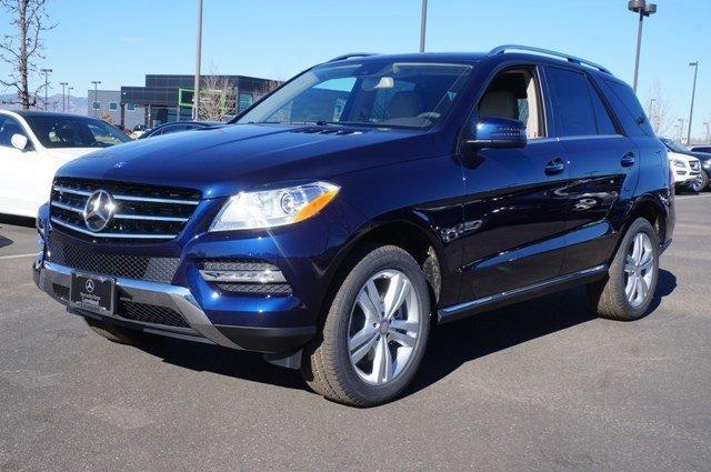 2015 mercedes benz m class awd ml350 4matic 4dr suv for for Mercedes benz ml350 2015
