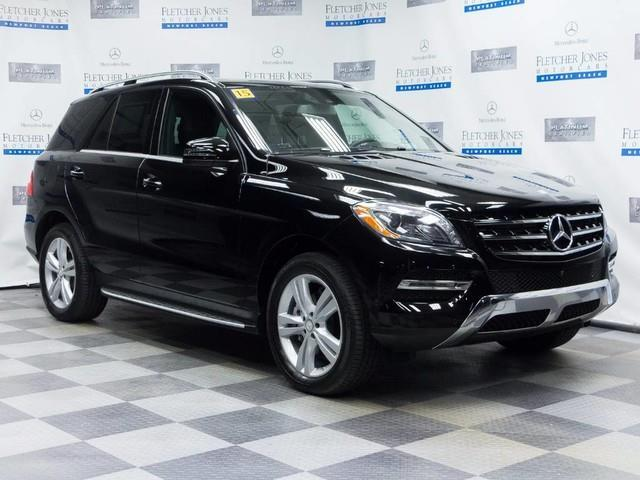2015 Mercedes-Benz M-Class ML 350 4MATIC AWD ML 350