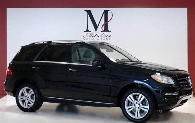 2015 mercedes benz m class ml 350 ml 350 4dr suv for sale for Mercedes benz for sale charlotte nc
