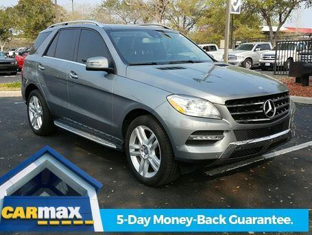 2015 mercedes benz m class ml 350 ml 350 4dr suv for sale for Mercedes benz suv carmax
