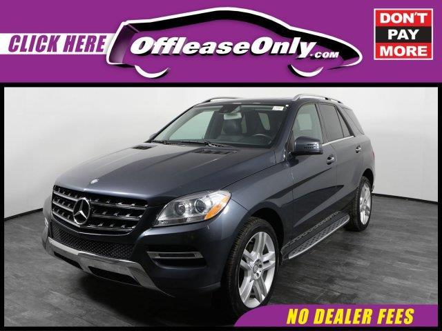 2015 mercedes benz m class ml 350 ml 350 4dr suv for sale for Mercedes benz lease orlando
