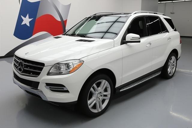2015 mercedes benz m class ml 350 ml 350 4dr suv for sale