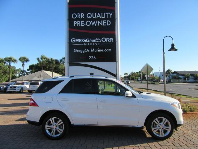 2015 Mercedes-Benz M-Class ML350 4MATIC AWD ML350