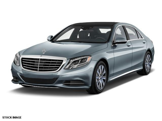 2015 Mercedes-Benz S-Class S 550 S 550 4dr Sedan