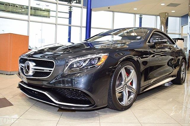 2015 Mercedes-Benz S-Class S 63 AMG AWD S 63 AMG 4MATIC
