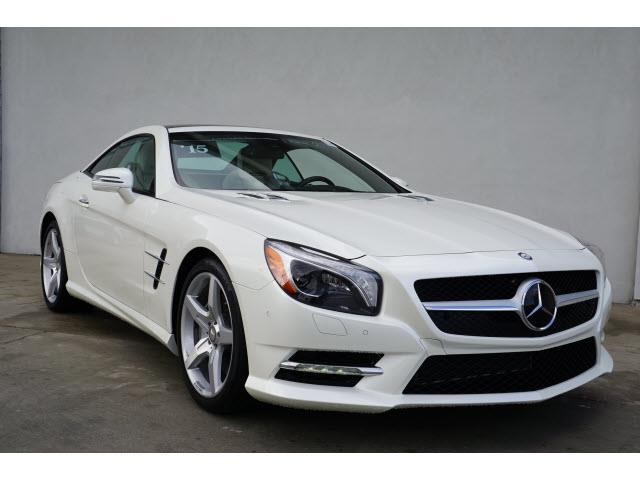 2015 mercedes benz sl class sl 400 sl 400 2dr convertible for Mercedes benz cpo warranty coverage