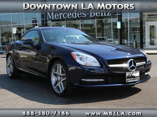 2015 mercedes benz slk slk 250 slk 250 2dr convertible for for Downtown la motors mercedes benz