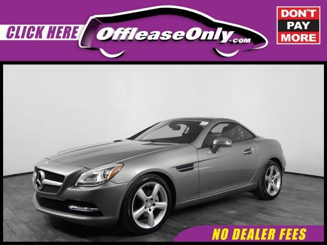 2015 mercedes benz slk slk 250 slk 250 2dr convertible for for Mercedes benz credit score requirements