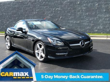 2015 Mercedes Benz Slk Slk 350 Slk 350 2dr Convertible For