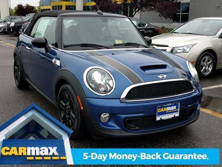 2015 mini convertible cooper s cooper s 2dr convertible for sale in virginia beach virginia. Black Bedroom Furniture Sets. Home Design Ideas