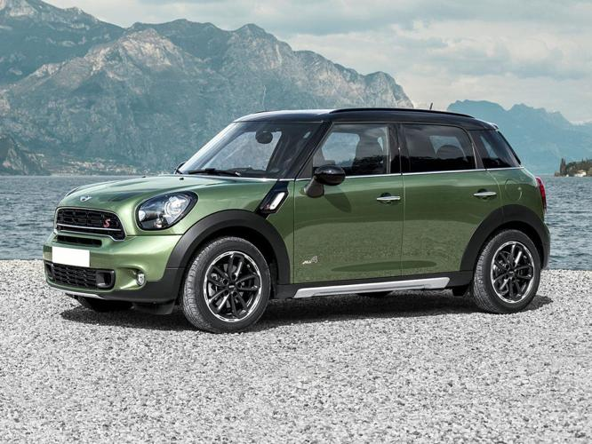 2015 MINI Countryman Cooper S ALL4 AWD Cooper S ALL4