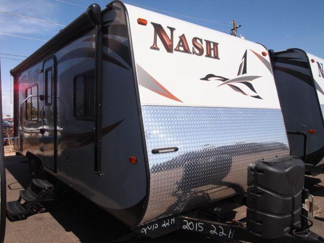 2015 nash 22h all weather 4 season off road rated travel trailer for sale in mesa arizona. Black Bedroom Furniture Sets. Home Design Ideas