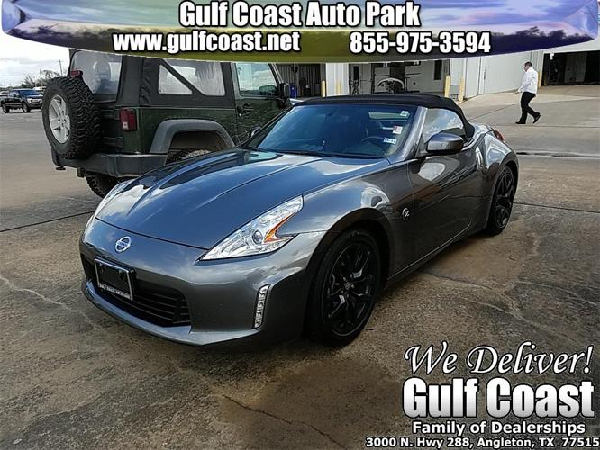 2015 nissan 370z roadster roadster 2dr convertible for sale in anchor texas classified. Black Bedroom Furniture Sets. Home Design Ideas