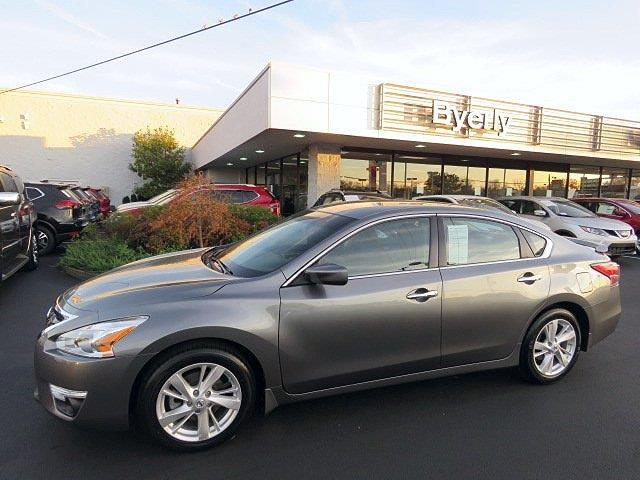 2015 Nissan Altima 2.5 2.5 4dr Sedan