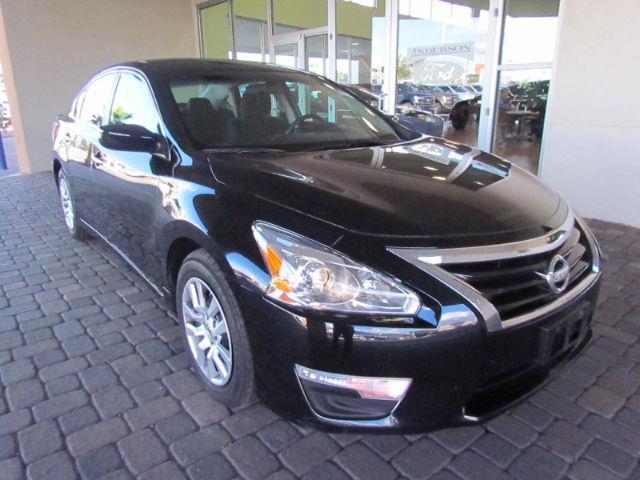 2015 Nissan Altima 2.5 2.5 4dr Sedan
