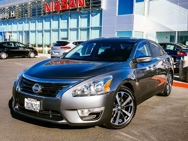 2015 Nissan Altima 2.5 S 2.5 S 4dr Sedan