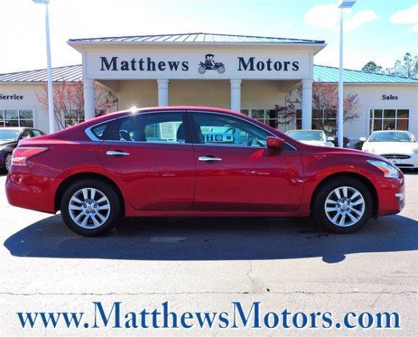 2015 nissan altima 2 5 s 2 5 s 4dr sedan for sale in for Matthews motors goldsboro nc