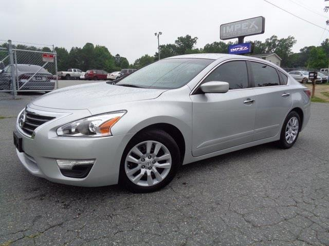 2015 nissan altima 2 5 s 2 5 s 4dr sedan for sale in greensboro north carolina classified. Black Bedroom Furniture Sets. Home Design Ideas
