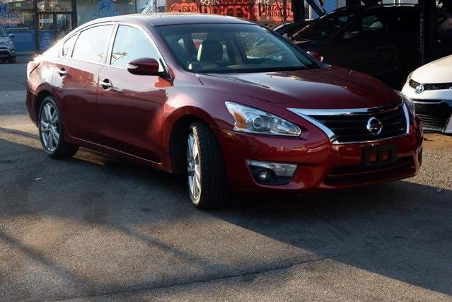 2015 Nissan Altima 3.5 S 3.5 S 4dr Sedan